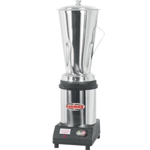 Liquidificador Inox 4L Bermar BM 31 NR Bivolt  - ZIP Automação