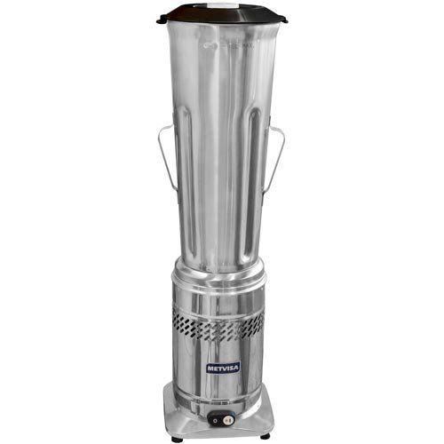 Liquidificador Inox 4L Metvisa LQ.04 127V  - ZIP Automação
