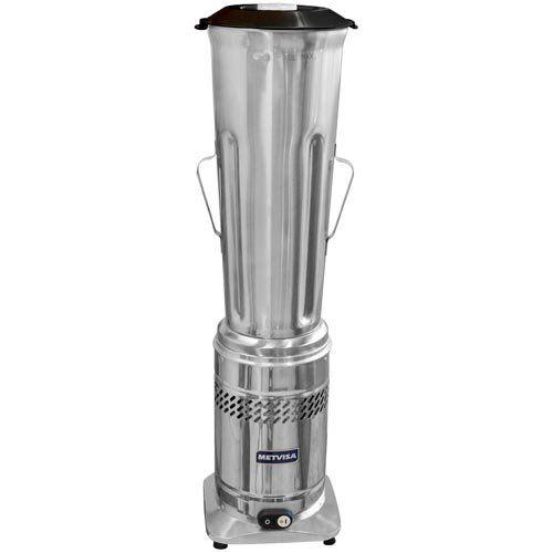 Liquidificador Inox 6L Metvisa LQ.06 127V  - ZIP Automação