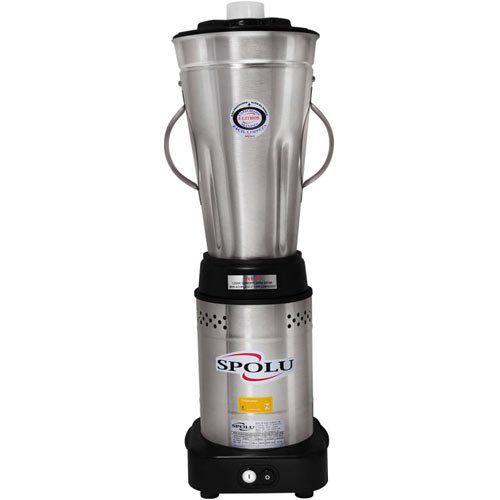 Liquidificador Inox 6L Spolu SPL-050W Bivolt  - ZIP Automação