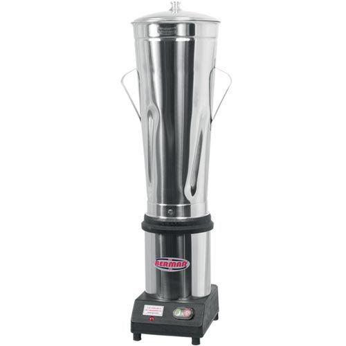 Liquidificador Inox 8L Bermar BM 35 NR Bivolt  - ZIP Automação