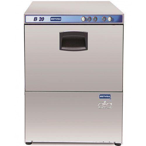 Máquina de Lavar Copos Metvisa B.20 220V  - ZIP Automação