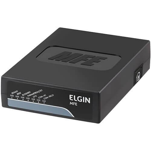 MFE / Módulo Fiscal Eletrônico Ceará Elgin Linker  - ZIP Automação