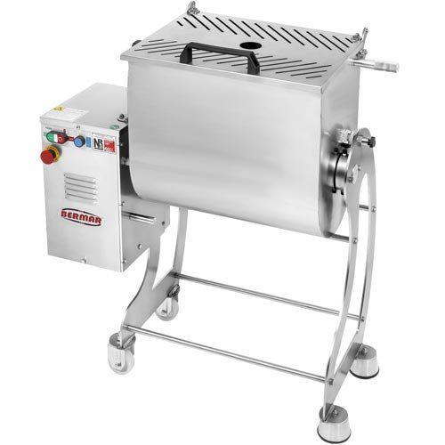 Misturador de Carnes 100L Bermar Inox BM 107 NR 127V  - ZIP Automação
