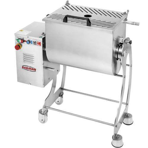 Misturador de Carnes 60L Bermar Inox BM 99 NR 220V  - ZIP Automação
