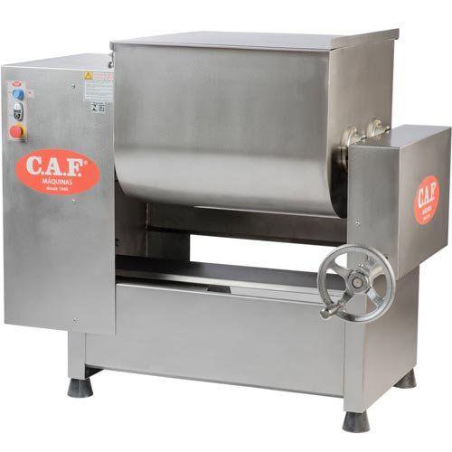 Misturador de Carnes Inox M-180 - CAF Máquinas  - ZIP Automação