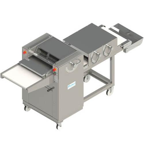Modeladora de Pães MPE1000 - Prática  - ZIP Automação