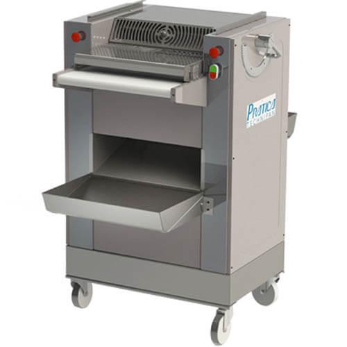 Modeladora de Pães MPR500 - Prática  - ZIP Automação
