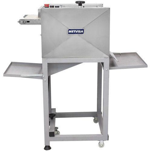 Modeladora de Pão c/ Cavalete Metvisa MPC.410 220V  - ZIP Automação
