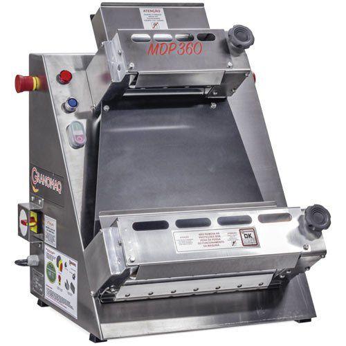 Modeladora de Pizza Granomaq MDP-360 220V  - ZIP Automação
