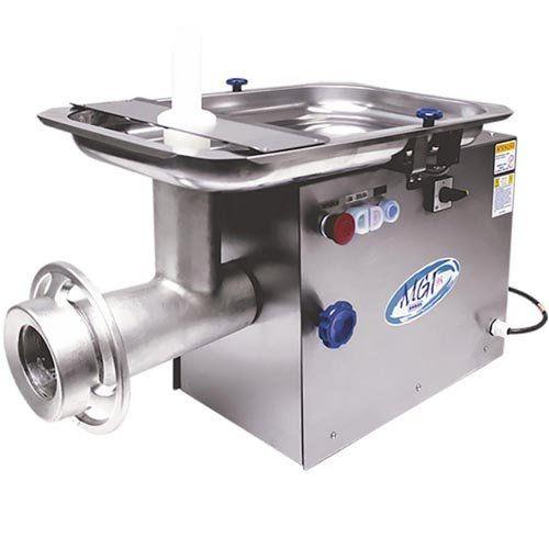 Moedor de Carne Inox Boca 98 Gural MGI-98 220V Trifásico  - ZIP Automação