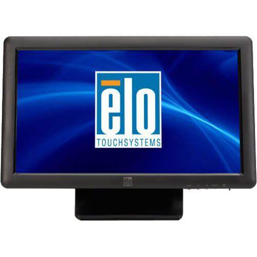 Monitor ET1509L Elo Touch Solutions + Computador Newera E3 Nano Elgin  - ZIP Automação