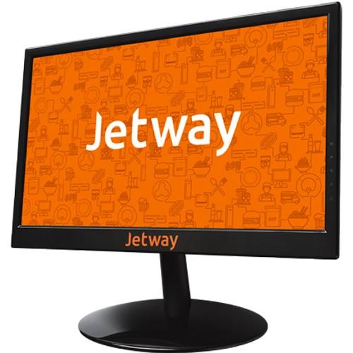 Monitor LED 15,6 pol. Jetway JML-200  - ZIP Automação
