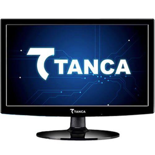 Monitor LED 15,6 pol. Tanca TML-150  - ZIP Automação
