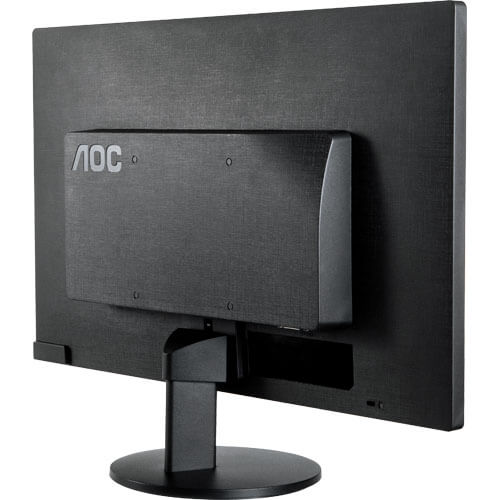 Monitor LED 15,6 pol. Widescreen AOC E1670SWU/WM  - ZIP Automação