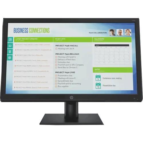 Monitor LED 18,5 pol. HP V19B  - ZIP Automação