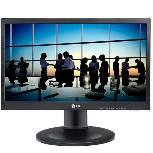 Monitor LED 19,5 pol. LG 20M35PH  - ZIP Automação