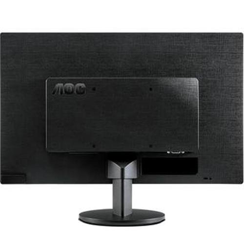 Monitor LED 21,5 pol. Widescreen AOC E2270SWHEN  - ZIP Automação