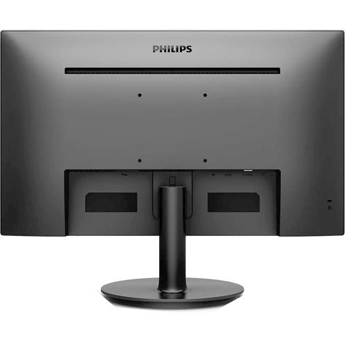 Monitor LED 23,8 pol. IPS Philips 242V8A  - ZIP Automação