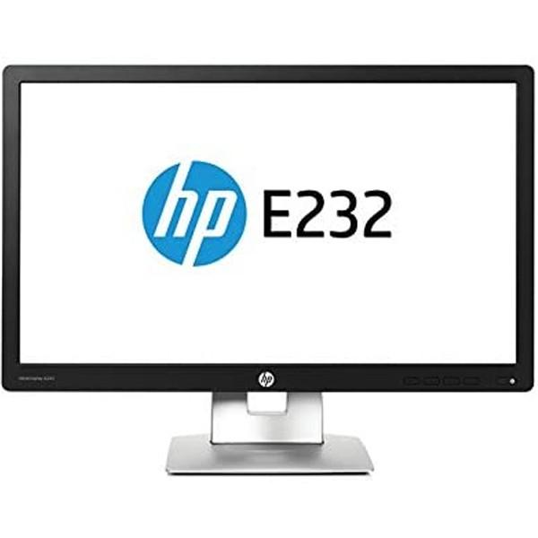 Monitor LED 23 pol. HP E232  - ZIP Automação
