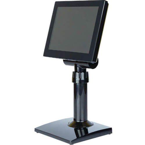 Monitor LED 8 pol. Bematech LM-8 c/ Suporte  - ZIP Automação