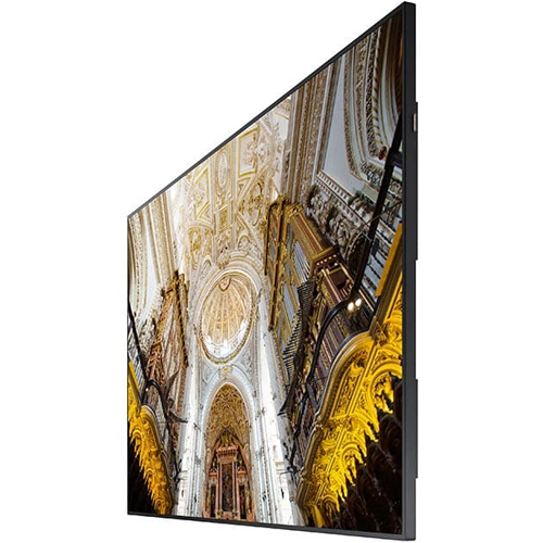 Monitor LED 98 pol. 4K UHD Stand Alone Samsung QM98N  - ZIP Automação