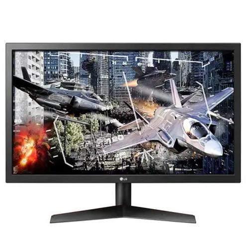 Monitor LED Gamer 24 pol. IPS LG 24GL600F  - ZIP Automação