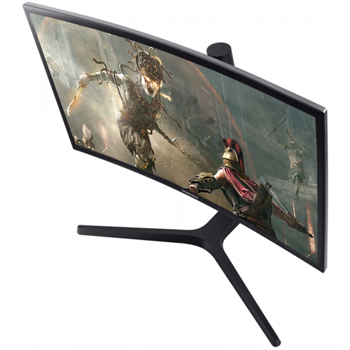 Monitor LED Gamer 27 pol. Curvo Samsung C27FG73F  - ZIP Automação