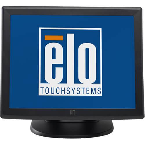 Monitor Touch LCD 15 ET1515L - Elo Touch Solutions  - ZIP Automação