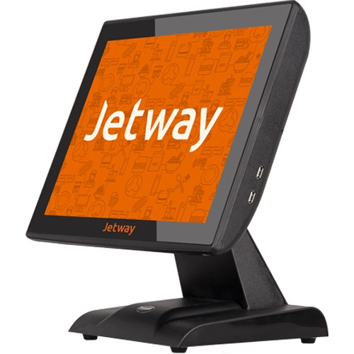 Monitor Touch Screen PDV Jetway 15 pol. JPT-700  - ZIP Automação