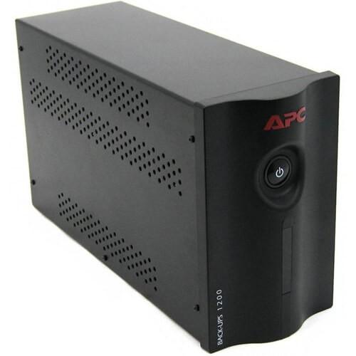 Nobreak APC 1200VA Back-UPS BZ1200-BR Entrada Bivolt  - ZIP Automação