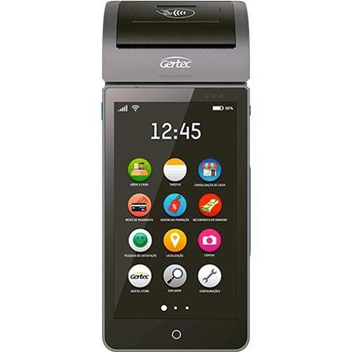 Smart POS Gertec GPOS700  - ZIP Automação