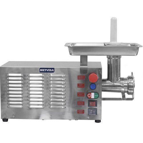 Moedor de Carnes Inox Boca 22 Metvisa PCI.22 220V  - ZIP Automação
