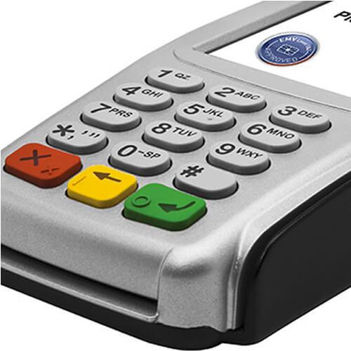 Pin Pad Verifone VX 820  - ZIP Automação