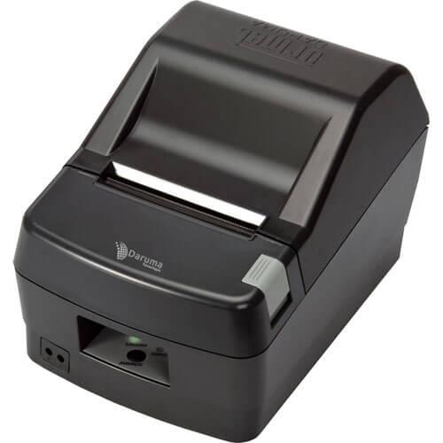 Pin Pad VX 820 Verifone + Impressora DR800 L Daruma  - ZIP Automação