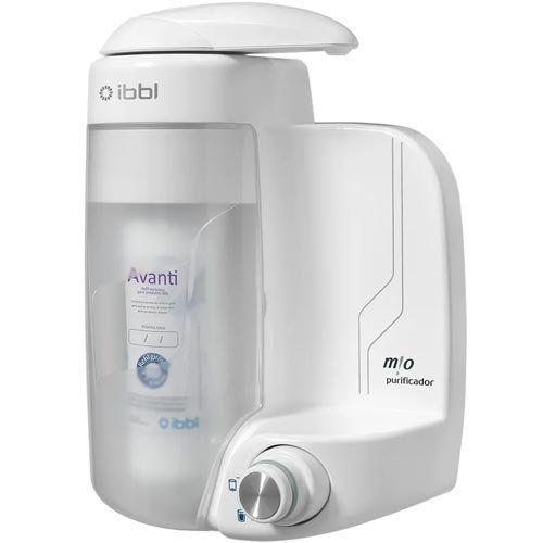 Purificador de Água 0,2L IBBL MIO Branco  - ZIP Automação