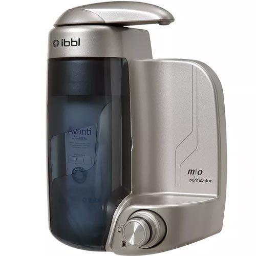 Purificador de Água 0,2L IBBL MIO Prata  - ZIP Automação
