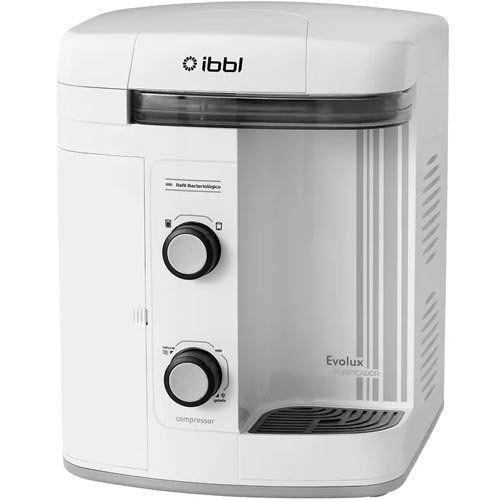 Purificador de Água 1,4L IBBL Evolux Branco 220V  - ZIP Automação