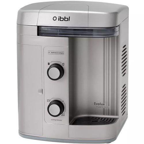 Purificador de Água 1,4L IBBL Evolux Prata 220V  - ZIP Automação