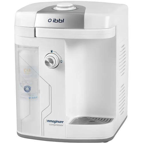 Purificador de Água 1,4L IBBL Immaginare Branco 127V  - ZIP Automação
