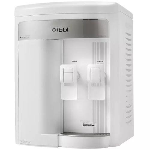 Purificador de Água 2,18L IBBL FR600 Exclusive Branco 220V  - ZIP Automação