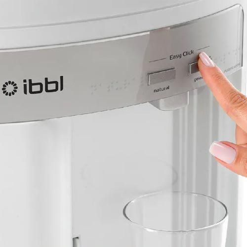 Purificador de Água 2,18L IBBL FR600 Expert Branco 127V  - ZIP Automação