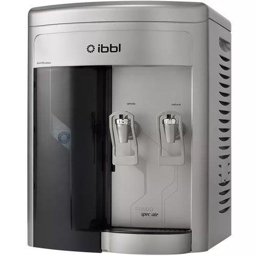 Purificador de Água 2,18L IBBL FR600 Speciale Prata 127V  - ZIP Automação