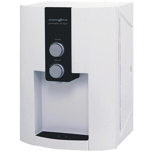 Purificador de Água 2L Masterfrio Master Flex Branco 127V  - ZIP Automação