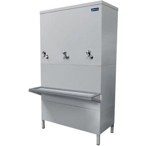 Purificador de Água Industrial 90L Masterfrio Master 100 Inox 127V  - ZIP Automação