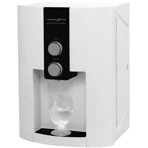 Purificador de Água 2L Masterfrio Master Home Branco Bivolt  - ZIP Automação