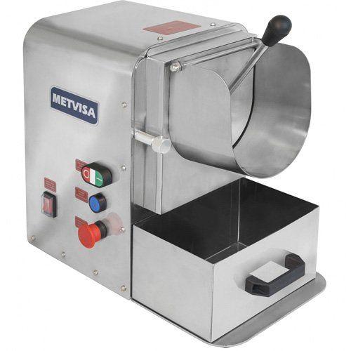 Ralador e Desfiador de Alimentos Metvisa RDA 127V  - ZIP Automação