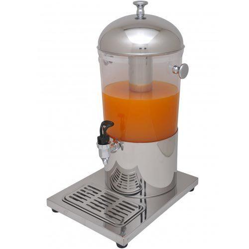Refresqueira 1 Cuba 8L Urano ZCF 301A  - ZIP Automação