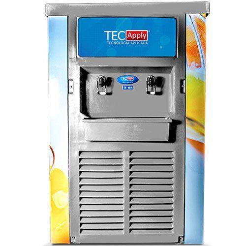 Refresqueira Refrigerada 100L / 2 Sabores TR-102 - TECApply  - ZIP Automação