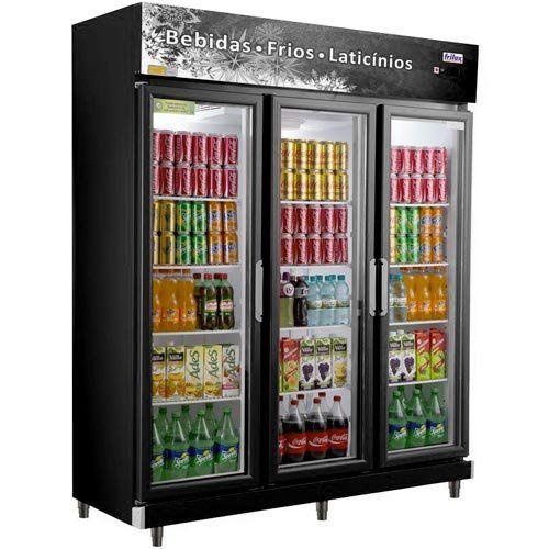 Refrigerador Expositor Vertical 1080L Frilux Economic Visacooler RF-022 220V  - ZIP Automação